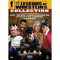 WWE レジェンド・オブ・レスリング Vol.2 DVD