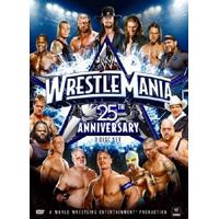 WWE レッスルマニア25 DVD