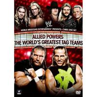 WWE ワールド・グレイテスト・タッグ・チーム DVD