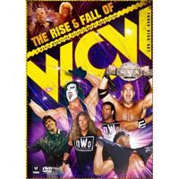 WWE WCW ライズ&フォール DVD
