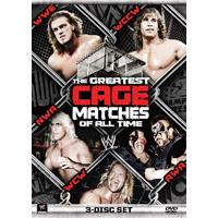 WWE グレイテスト・ケージ・マッチ DVD