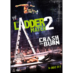 WWE ラダー・マッチ2 クラッシュ・アンド・バーン DVD