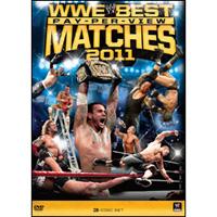 WWE ベスト・PPV・マッチ 2011 DVD