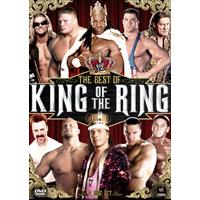 WWE ベスト・オブ・キング・オブ・ザ・リング DVD