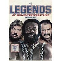 WWE レジェンド・オブ・ミッドサウス・レスリング DVD