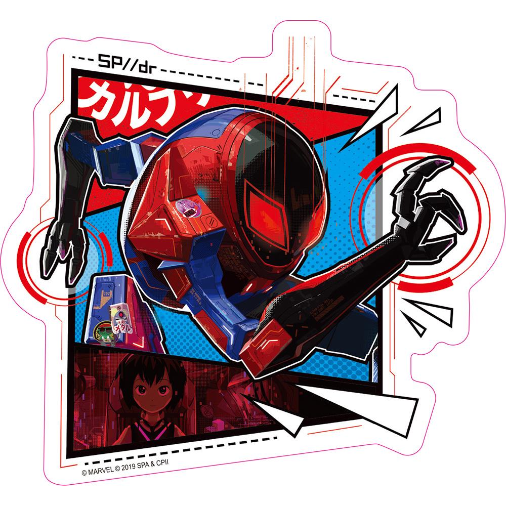 Marvel(マーベル)Spider,ManSPIDER,VERSE(スパイダーマン:スパイダーバース