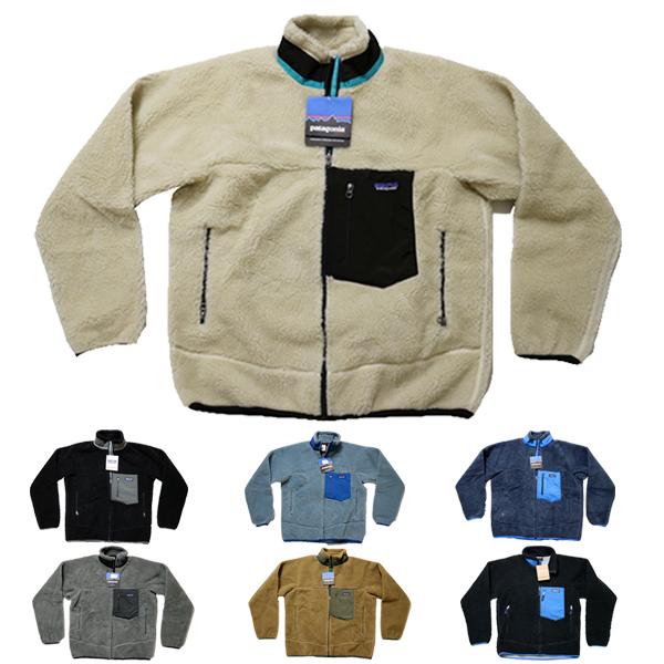 パタゴニア レトロX ジャケット フリース patagonia Men's Classic Retro-X Jacket メンズ クラッシック レトロエックス ジャケット 2010~2016年モデルのデッドストック品 フリースジャケット 23056送料無料 定番 あす楽