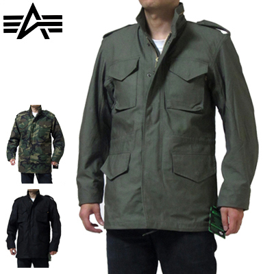 huge selection of 49a21 08b98 USARMY M-65 field coat alpha, Alpha ALPHA ALPHA INDUSTRIES Alpha industries