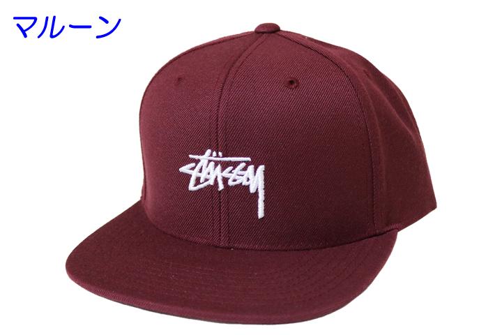 03eb61000c9 Stussy Cap Snapback STUSSY STOCK SP15 CAP Hat baseball cap straight cap  classic model 13143