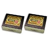万田酵素 金印 分包 150g(2.5g×60袋)2個セットお買上げ1個に付サンプル(2.5g×2)3個付