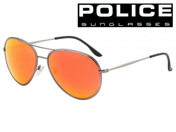 【送料無料】【POLICE】ポリス サングラス ネイマール Jr.モデル S8299M 584C
