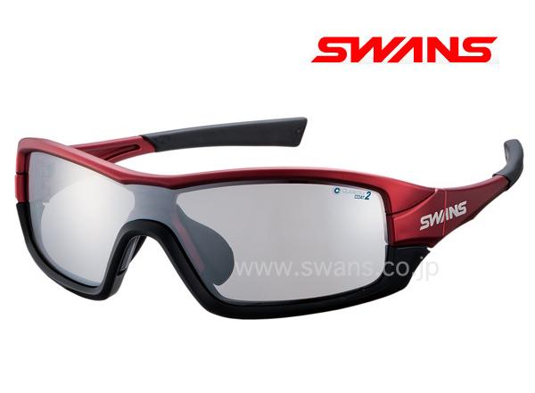 【送料無料】SWANSサングラス スポーツサングラス ストリックス・アイ STRIX I-3602[R/BK]