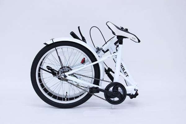 【メーカー直送】MG-CV20EシボレーFDR20R折畳自転車20インチモデル<>