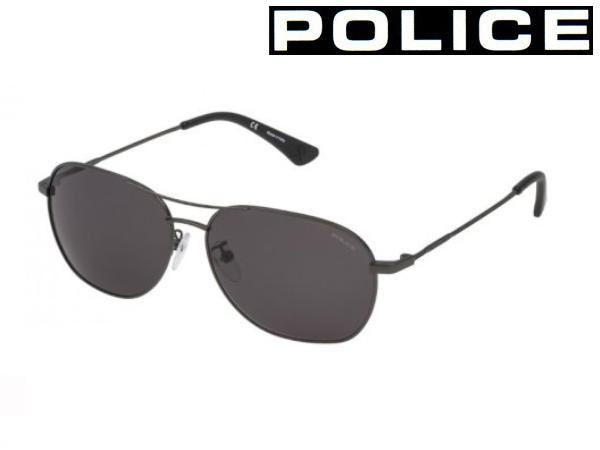 送料無料 【POLICE】ポリス サングラス SPL358I 08H5