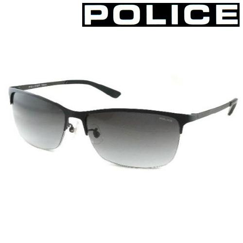 送料無料 【POLICE】ポリス 偏光 サングラス SPL746J 531P