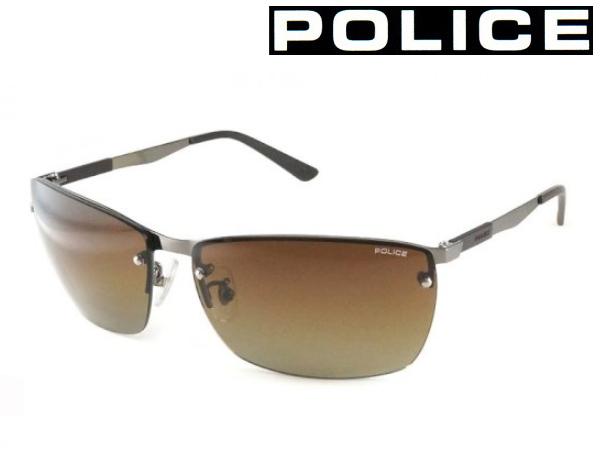 送料無料 【POLICE】ポリス サングラス SPL540I 596