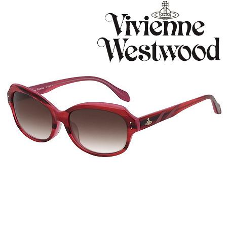 【送料無料】【VivienneWestwood】ヴィヴィアンウエストウッド サングラス VW-7762 PR