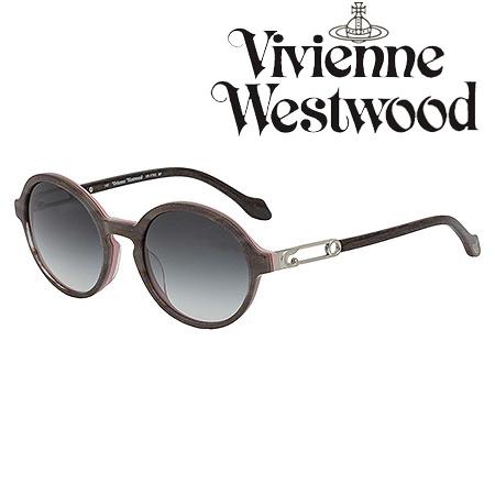 【送料無料】【VivienneWestwood】ヴィヴィアンウエストウッド サングラス VW-7763 BP