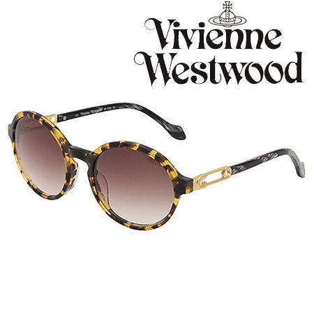 【送料無料】【VivienneWestwood】ヴィヴィアンウエストウッド サングラス VW-7763 YD