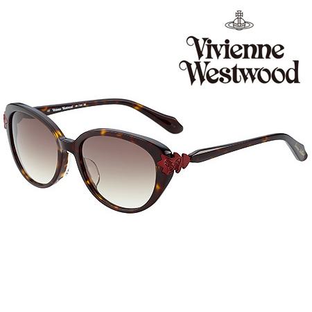 送料無料 VivienneWestwood ヴィヴィアンウエストウッド サングラス VW-7764 DW