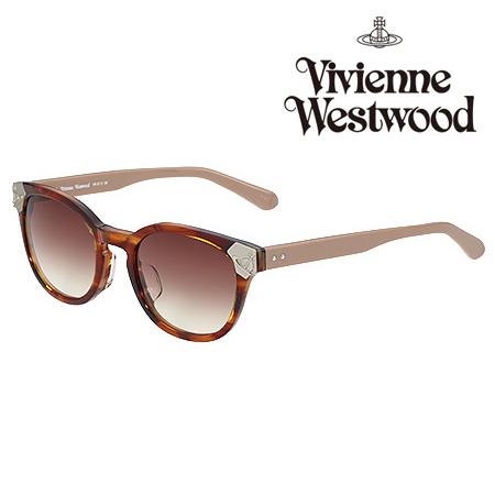 送料無料 VivienneWestwood ヴィヴィアンウエストウッド サングラス VW-9713 BW