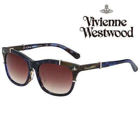 2018年モデル 送料無料 VivienneWestwood ヴィヴィアンウエストウッド サングラス VW-9714 BL