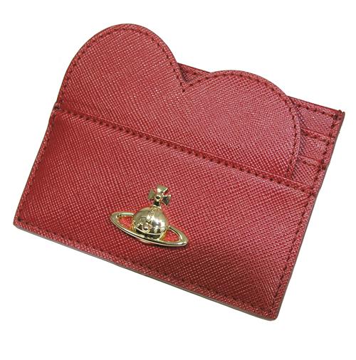 c534036cb18a HOLDER ヴィヴィアン・ウエストウッド 51120006 40187 RED 送料無料【VivienneWestwood】ヴィヴィアンウエストウッド  パスケース CARD 財布・小物 ファッション公式 ...