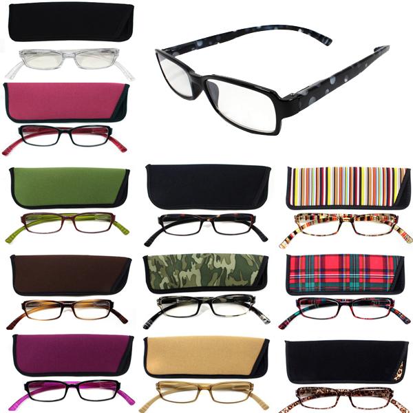 老眼鏡 ネックリーダーズ G082 価格 交渉 送料無料 新感覚リーディンググラス PCメガネ ブルーライトカット 全12色 メーカー在庫限り品