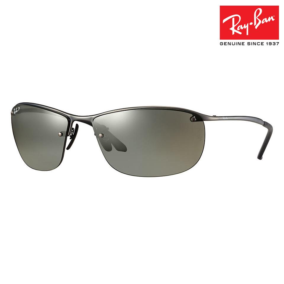 送料無料 RayBan/レイバン 偏光レンズ サングラス Chromance クロマンス RB3542 029/5J 63サイズ