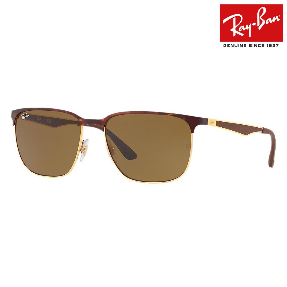 送料無料 RayBan/レイバン サングラス RB3569 900873 59サイズ