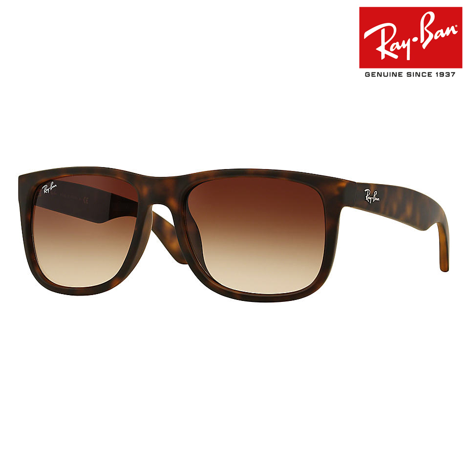 送料無料 RayBan/レイバン サングラス JUSTIN RB4165F 856/13 55サイズ ジャスティン