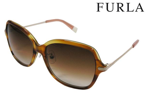 【送料無料】FURLA/フルラ サングラス SFU222J 06K1 国内正規品