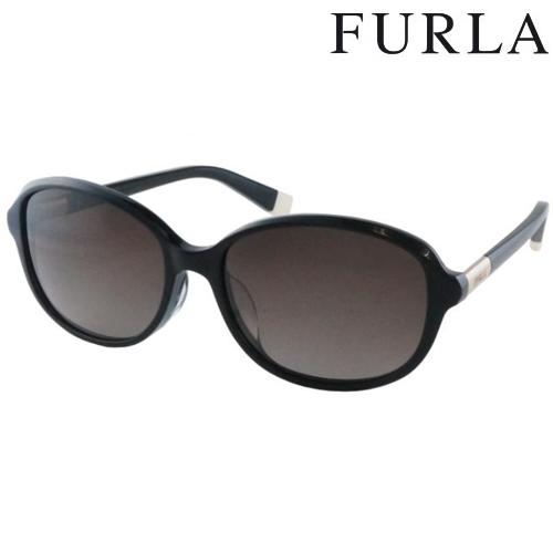 【送料無料】2019年モデル FURLA/フルラ サングラス SFU285J 0700 国内正規品