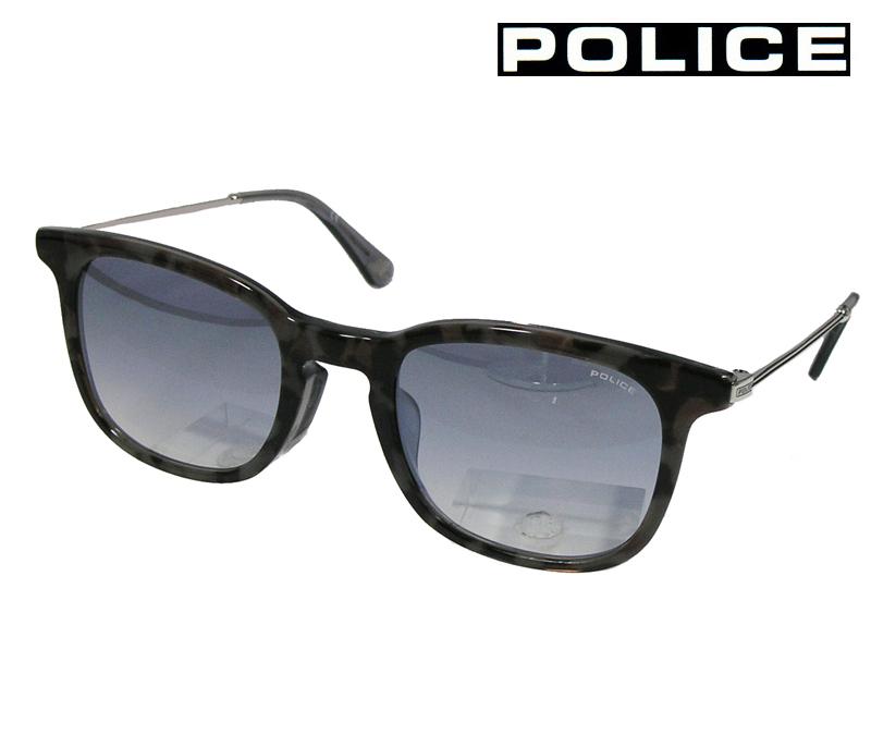 送料無料 【POLICE】ポリス ミラーレンズ サングラス SPL641K U81X