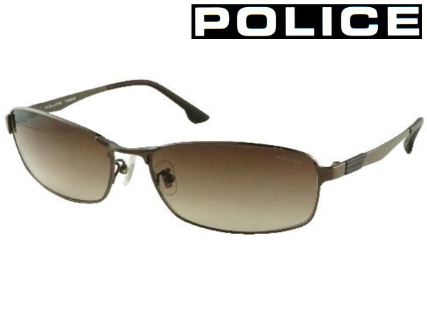 送料無料 2019年モデル 【POLICE】 ポリス VIBE サングラス SPL914J 0K03