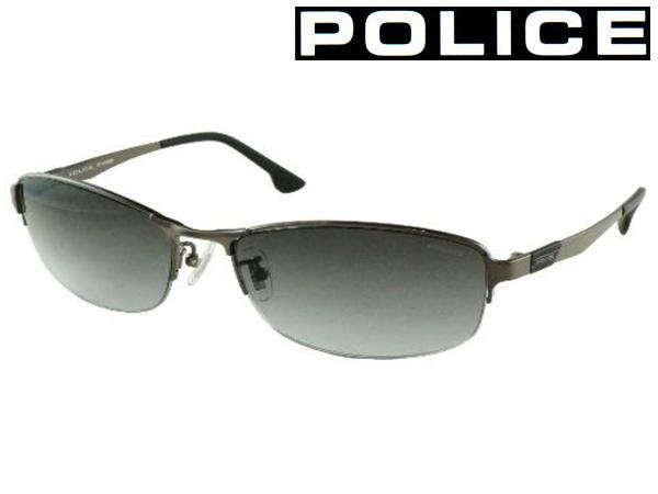 送料無料 2019年モデル 【POLICE】 ポリス VIBE サングラス SPL915J 0568