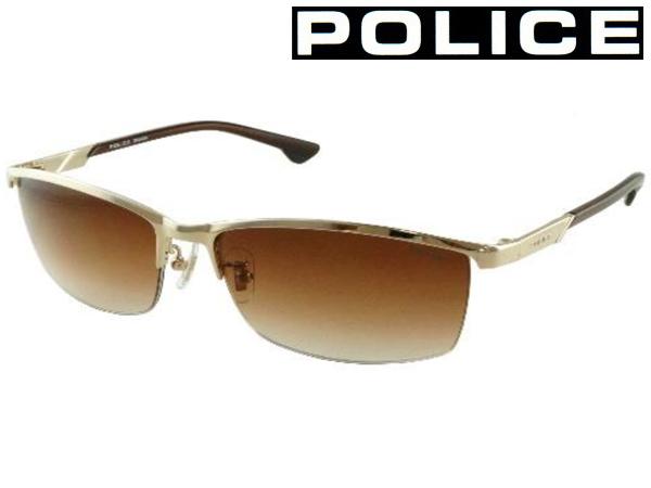 送料無料 2019年モデル 【POLICE】 ポリス STORM サングラス SPL916J 0300
