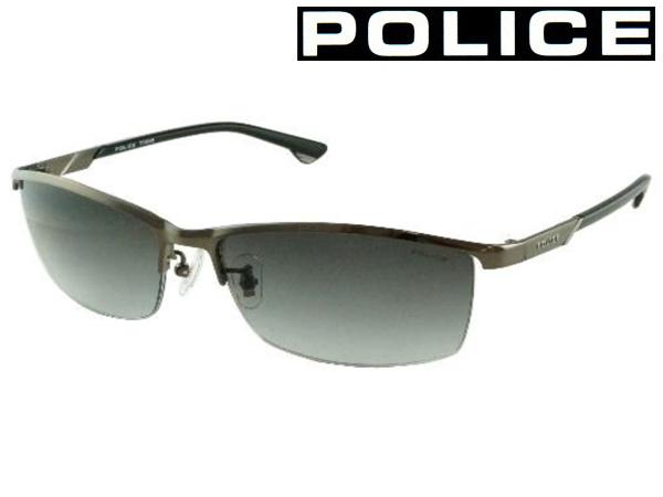 送料無料 2019年モデル 【POLICE】 ポリス STORM サングラス SPL916J 0568