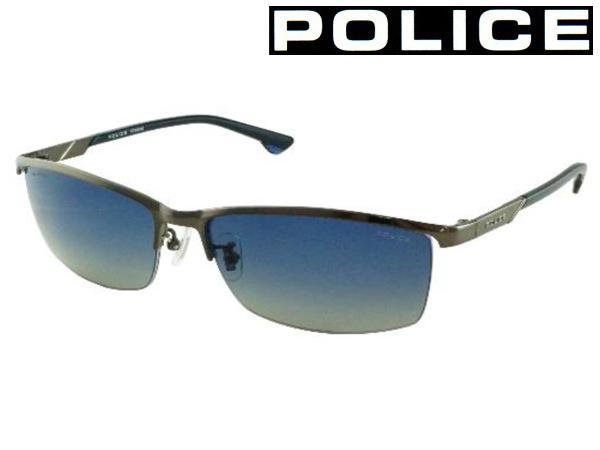 送料無料 2019年モデル 【POLICE】 ポリス STORM 偏光レンズ サングラス SPL916J 568P