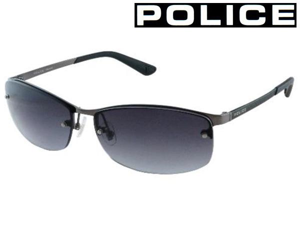 送料無料 2019年モデル 【POLICE】 ポリス CARBONFLY サングラス SPL917J 568N