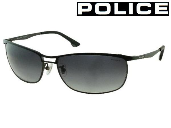 送料無料 2019年モデル 【POLICE】 ポリス VIBE サングラス SPL918J 531N