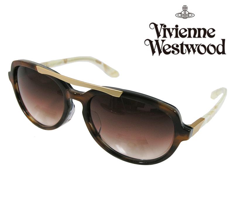 送料無料 【VivienneWestwood】ヴィヴィアンウエストウッド メンズ サングラス VW-9711 BL