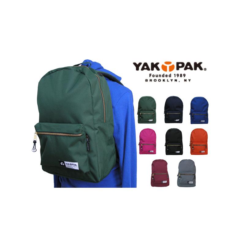 ヤックパック YAK 全国一律送料無料 PAK YP0002 リュック バッグ お買得