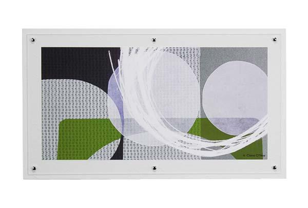 クレアオヘア ジークレー・ポスター・HS-7086 (ポスター フレーム アート フレーム 新築 アートパネル オシャレ)