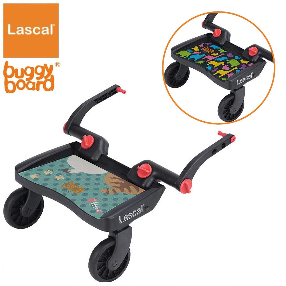 【送料無料】【取り寄せ・同梱注文不可】 Lascal(ラスカル) バギーボード デザイナーズライン【代引き不可】【autumn_D1810】