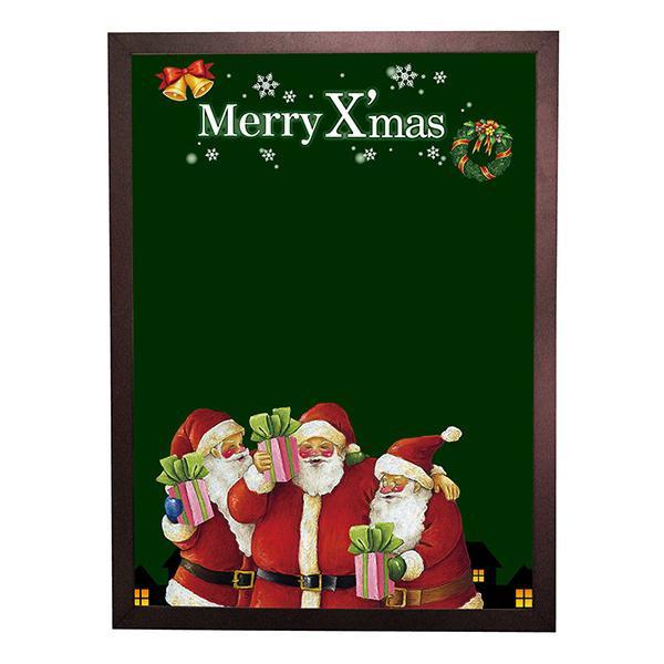 【取り寄せ・同梱注文不可】 Pマジカルボード メリークリスマス 緑 Lサイズ 24255【thxgd_18】【お歳暮】【クリスマス】