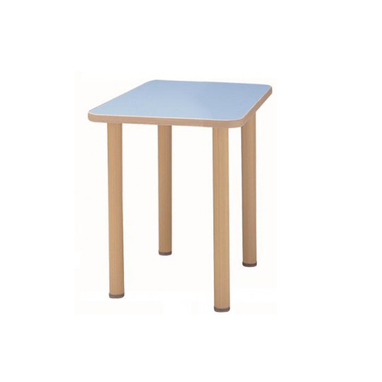 【送料無料】【代引き・同梱不可】【取り寄せ】 サンケイ 長方形テーブル(H700~750mm) TCA090-ZW