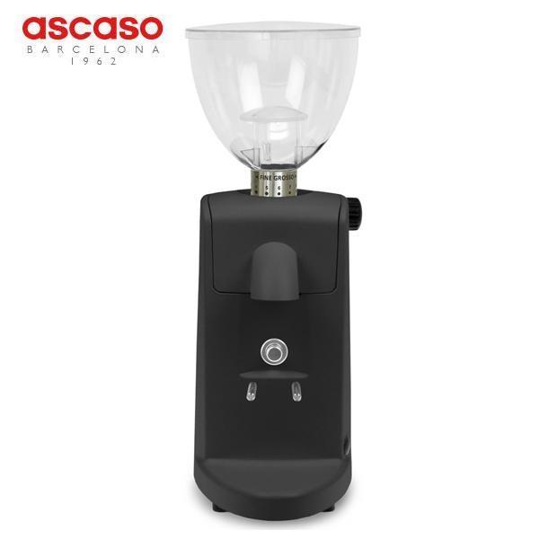 【送料無料】【代引き・同梱不可】【取り寄せ】 ascaso(アスカソ) i・mini grinder エスプレッソコーヒーグラインダー 110041 Black
