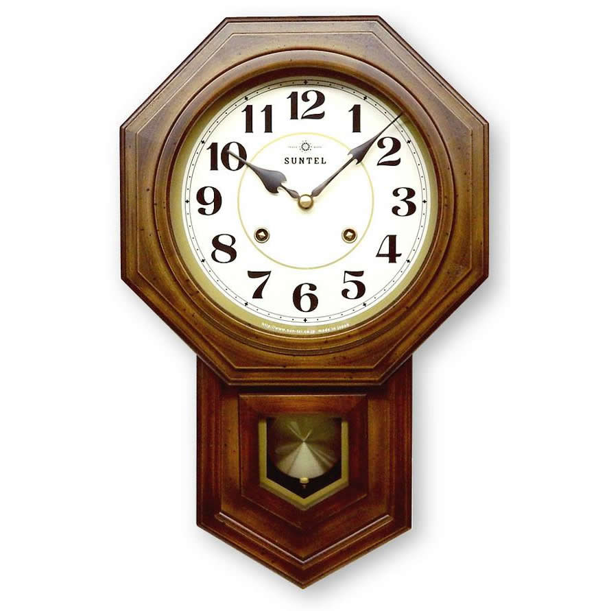 B-KENKOU GOLF | Rakuten Global Market: Bonbon pendulum clock (Arabic ...