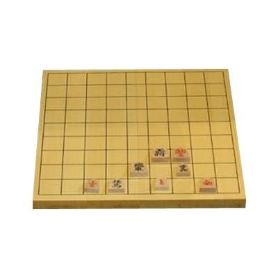 送料別 【取り寄せ】 棋になる折れ盤 将棋セット SS-N01S【代引き不可】